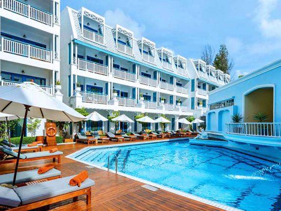 Andaman Seaview Hotel Karon Beach, Phuket Resort, Thailand